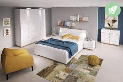 collection futura style moderne chambre complète pour adulte